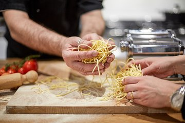Exclusive Fresh Pasta cooking class with a Venetian chef