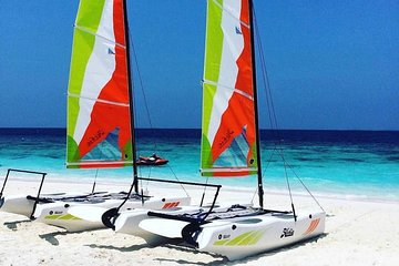 Hobie Cat Sailing Lesson