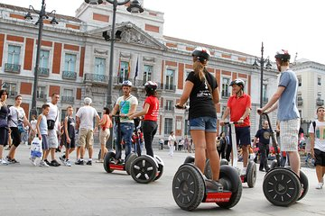 Madrid Segway Tour Tickets