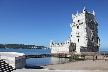 Lisbon Full Day Tour with visit to Belem and Cristo Rei Viewpoint