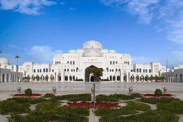Abu Dhabi Tour: Grand Mosque, Heritage Village, Emirates Palace & Qasr Al Watan