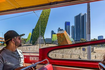City Sightseeing Melbourne Hop-On Hop-Off Bus Tour