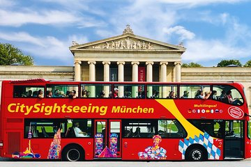 Munich Sightseeing Bus Tour