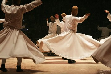 Whirling Dervishes Show and Bosphorus Boat Tour with Guide