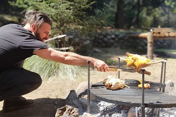 Nature and Food Experience with world-acclaimed chef