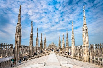 1-Hour Rooftop Guided Tour of Milan's Duomo