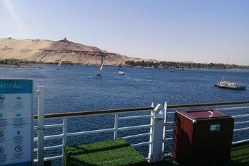 4 Days Nile Cruise Luxor,Aswan,Hot Air Balloon,abu simbel with Train from Cairo