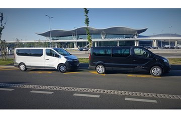 Private Transfer from Zagreb Airport to hotel in Zagreb
