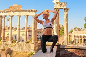 Stay Fit In Rome