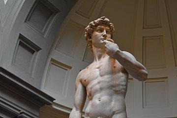 Kid-Friendly Florence Accademia Tour w Michelangelo's David & City Wonders