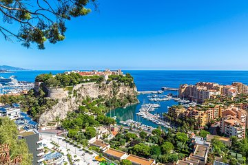 Villefranche shore excursion: Full day private French Riviera sightseeingTour
