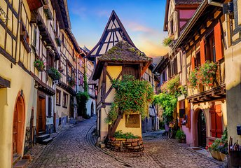 Alsace Colmar, Medieval Villages & Castle Small Group Day Trip from Strasbourg