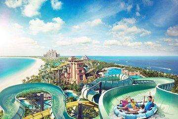 Aquaventure Waterpark With Lost Chambers Aquarium With Transfer