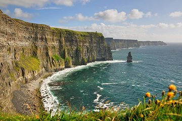 2-Day Cliffs of Moher, Connemara and Galway Bay Rail Tour from Dublin