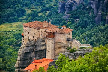 Meteora Day Trip by Train from Athens