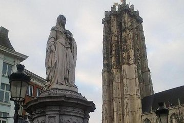 Old Historical Flemish Towns Surrounding Brussels