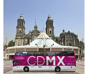 15 Day Pass- more than 22 attractions Mexico city