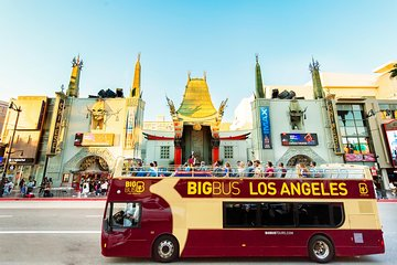 Los Angeles Big Bus Hop-on Hop-off Sightseeing Tour