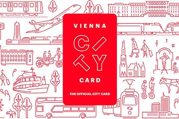 Vienna City Card and 1 Day Hop-On Hop-Off Tour
