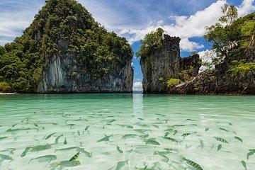 Ganztägige Hong-Islands-Tour ab Krabi inklusive Mittagessen