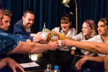 3-Hour Guided Hidden Bars and History Tour at Melbourne
