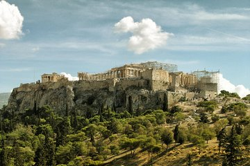 Private Tour: Athens City Highlights Including the Acropolis of Athens