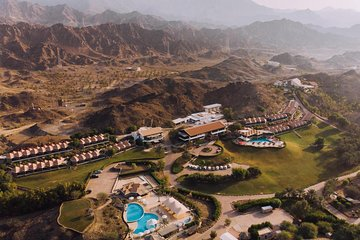 Visit Hatta - Full Day Tour with Kayaking & Hatta Fort Hotel Lunch