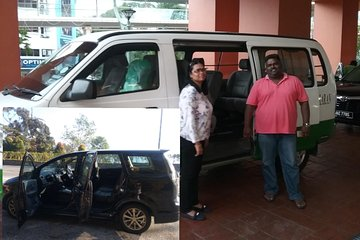 Private Transfer: Kuala Lumpur International Airport to or from Hotel