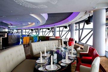 Luxury Dining Experience at Atmosphere 360 in Menara Kuala Lumpur