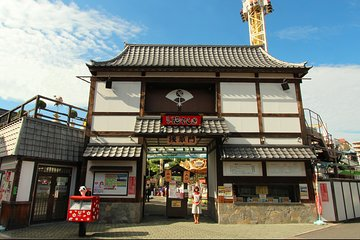 Asakusa Hanayashiki One Day Pass (mailed to domestic address)