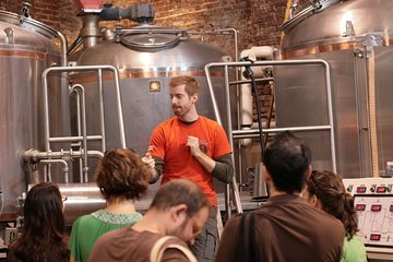 New York: Historical Beer and Breweries of Brooklyn Tour