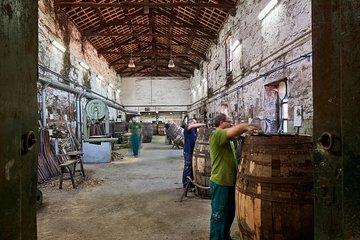 Visit to Cockburn's Cellars
