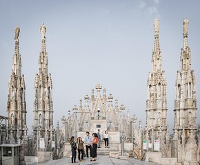 Milan Duomo, Archaeological Area & Rooftops Private Fast-Track Guided Tour