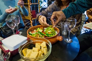 Private Gourmet Food Walking Tour in Athens
