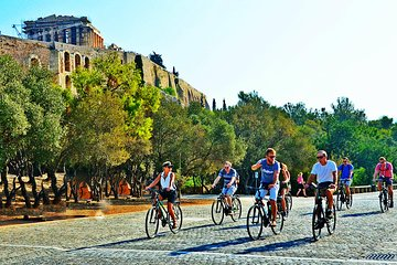 Athens Scenic Bike Tour