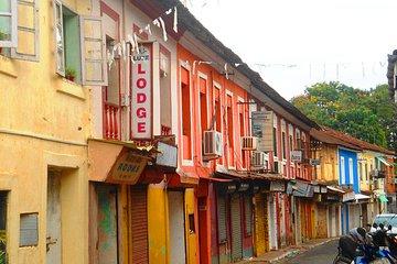 Explore Latin Colony In Goa by Walk