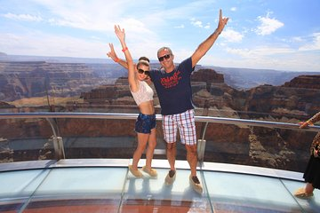Grand Canyon West Rim Helicopter Flight with Optional Skywalk Admission