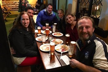 Craft Beer and Seafood Howth Trail with a Local