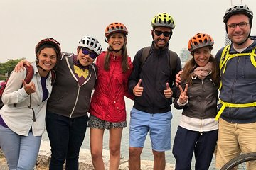6-Hour Small-Group Vancouver Bike Tour