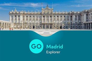 Go Madrid Explorer Pass including Prado Museum and Real Madrid Tour