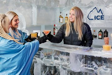 Ice Bar Tour in Melbourne with Cocktails