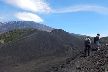 Etna hiking full day - Sicily Hiking Tour