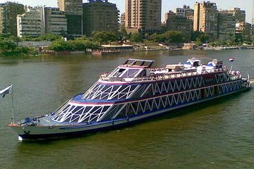 Nile River Dinner Cruise in Cairo Tickets