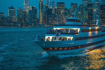 Spirit of New York Dinner Cruise with Buffet