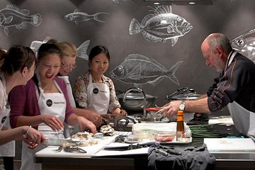 Seafood Cooking Class at Sydney Fish Market Tickets