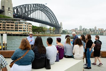 The Rocks Walking Tour: the Original Guided Walking Tour of The Rocks Tickets