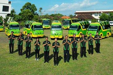 Bali 3-7 Day Kura-Kura Bus Pass