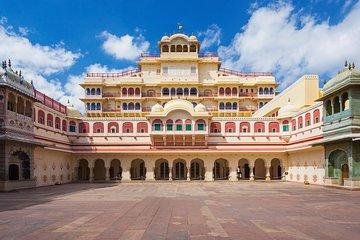 Private 9 Days Golden Triangle Tour with Varanasi and Khajuraho