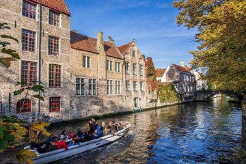 Bruges, our fairytale city. A connoisseur tour in small group