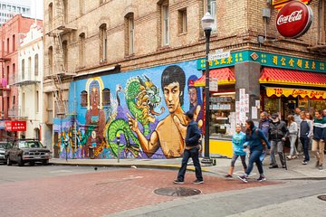 San Francisco Chinatown Walking Tour with Optional Lunch